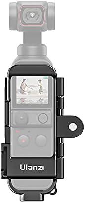 Osmo Pocket 2 Action e Treppiede Mount, compatibile con GoPro Mont, Treppi/Selfie Stick con 1/4-20 Vite