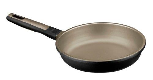 BRA- Sartén, aluminio fundido con antiadherente Teflon Selectaptas para todo tipo de cocinas incluida inducción, Terra 20 cm
