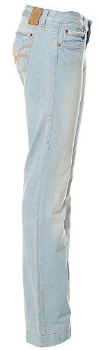 Jeans pantaloni da yoga da DRYKORN Blu