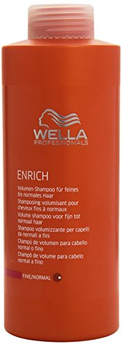 Wella Profesionals Enrich, Champú - 1000 ml.