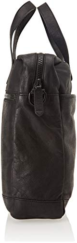 Timberland Borsa Uomo Porta Pc  Men   s Laptop Bag  Black  Jet Black