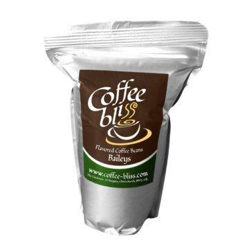 Baileys Irish Cream Kaffeebohnen mit einem wundervollen Geschmack und dem Aroma nach irischem Whiskey, Vanille und Rahm, verführt Ihre Geschmacksnerven