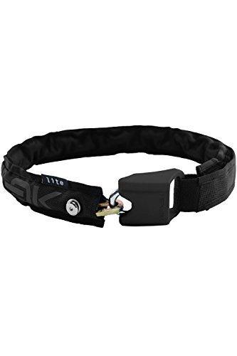 Preisvergleich Produktbild Hiplok Lite v1.0 Wearable Bicycle Lock (All Black) by Hiplok