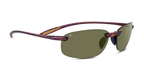 Serengeti Eyewear Sonnenbrille Nuvola, Satin Tortoise/Polar Phd, 8448