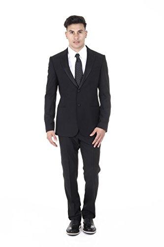 abito uomo Armani Collezioni mens suit m-line tcvmop 0b006 999 -- 56 eur - 46 us