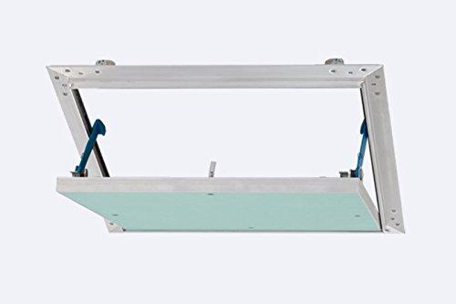 Rug Semin AluNova Revisionsklappe mit 12,5 mm GK-Einlage | Nennmaß: 300 x 400 mm