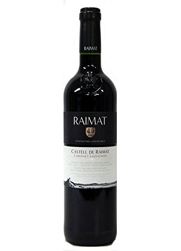 Castell De Raimat Cabernet Sauvignon 2014, Vino, Tinto, Costers Del Segre, España