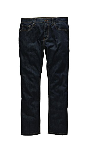Dickies - Louisiana, Jeans da uomo, blu (rinsed), W29/L32