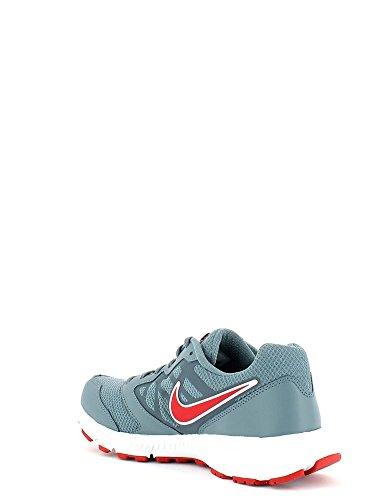 Nike Downshifter 6 Msl Scarpe da Corsa, Uomo Blue Graphite/University Red-White