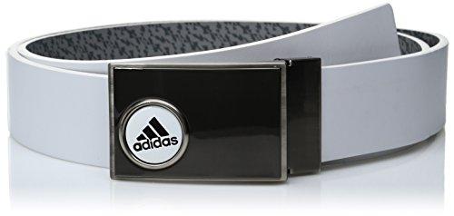 marcatore-per-palline-da-golf-da-uomo-adidas-stampato-cintura-uomo-white-mid-grey-s-taglia-unica