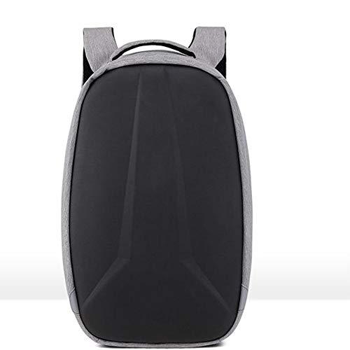 Usb ricarica zaino affari borsa per laptop viaggio zaino, impermeabile,gray