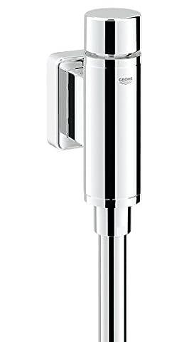 Grohe Rondo Druckspüler Urinal ohne Vorabsperrung, 37346000
