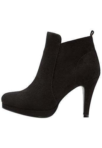 Anna Field Plateau Ankle Boots Damen - Stiefeletten mit Absatz in Schwarz, 41