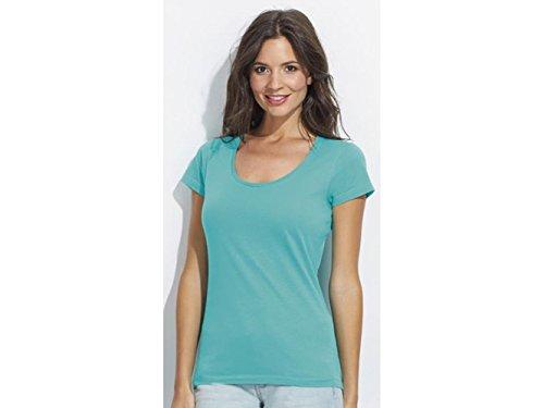 ATELIER DEL RICAMO - T-shirt de sport - Femme Turquoise