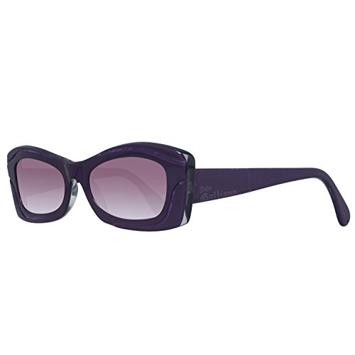 john-galliano-unisex-couleur-violet-taille-one-size
