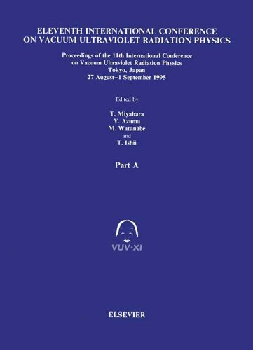 Proceedings of the 11th International Conference on Vacuum Ultraviolet Radiation Physics (English Edition)