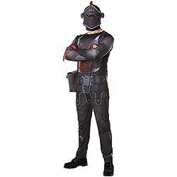 Fortnite - Disfraz Black Knight para adulto, talla M (Rubies 300189-M)