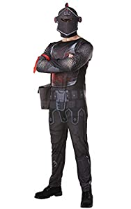 Fortnite - Disfraz Black Knight para adulto, talla M (Rubies 300189-M)