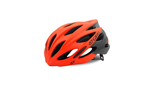 Giro MIPS Bicycle Helmet, Unisex, Color Mat Vermillion/Flame Fade, tamaño Small
