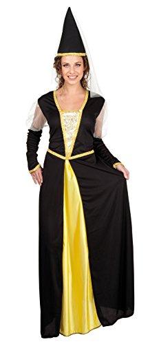 Boland 83811 - Erwachsenenkostüm Lady Isolde, (Prinzessin Womens Renaissance Kostüme)