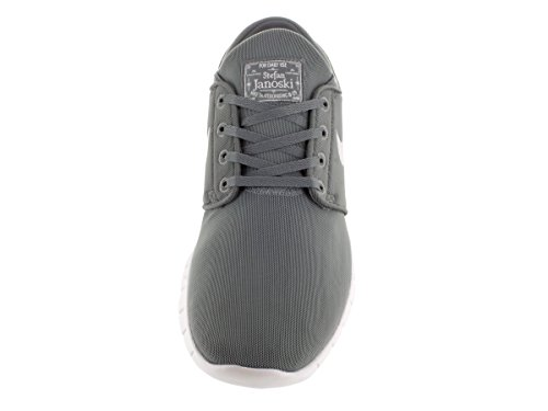 Nike Stefan Janoski Max, Scarpe da Skateboard Uomo, Null, Null Grigio / Bianco (Cool Grey / White-White-Drk Grey)