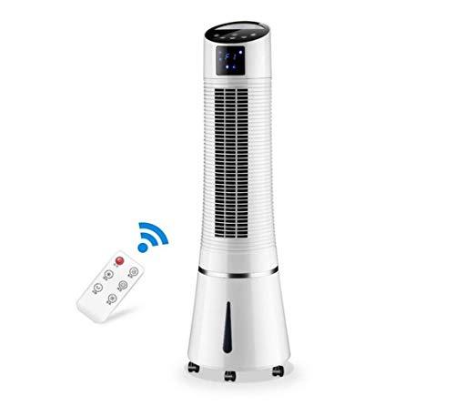 CZZ Condizionatore a Pavimento Piccolo, Climatizzatore Portatile Silenzioso,A,Aria condiziona