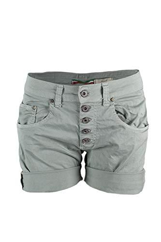 233b1a49 Please Shorts Femme P88 Shorts Color P88ACV9M07 s Gris Clair