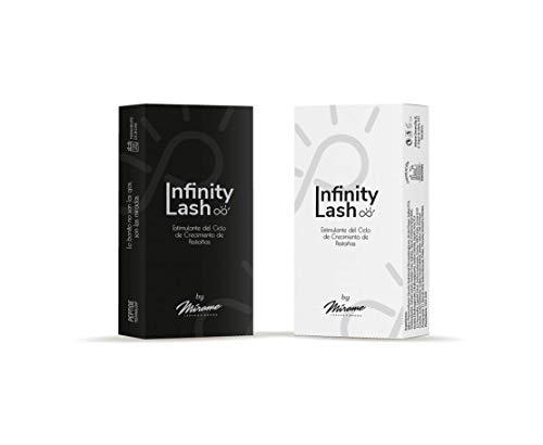 Mírame Lashes Infinity Lash – Serum para Pestañas con Ingredientes Naturales, 4 ml