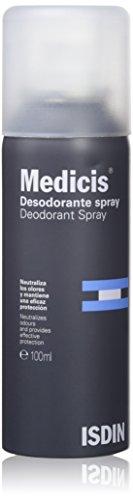 ISDIN Medicis Desodorante Spray - 100 ml