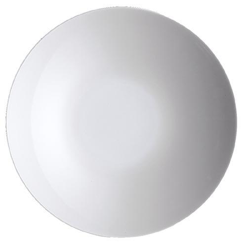 Rosenthal 11280-800001-10324 TAC Gropius - Suppenteller - Teller tief - Porzellan - Weiß - Ø 24 cm Rosenthal Tac