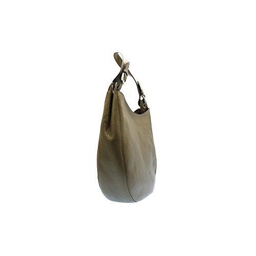 Coccinelle Elodie Hobobag hellbraun 39cm Kaki