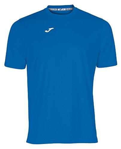 Joma Combi Camiseta, Hombre, Azul Royal
