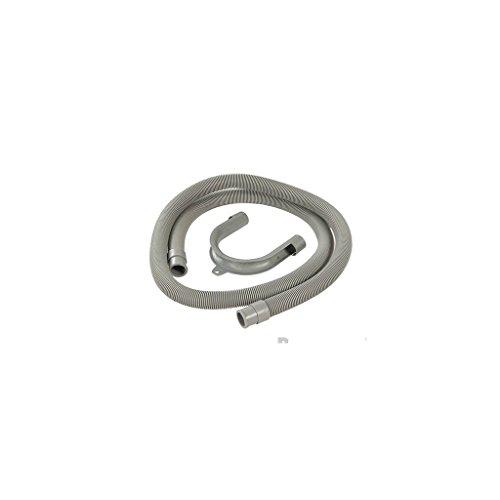 Plumbob Waschmaschine Abflussschlauch, mehrfarbig, 1,5m x 21mm, Set 2Stück