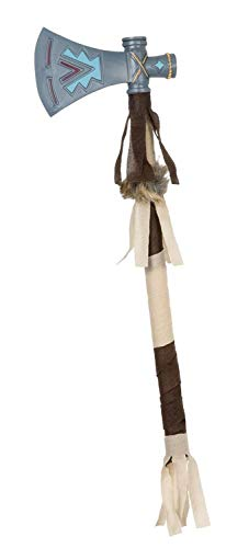 Boland 44143 Indianer Tomahawk 45 cm, Mehrfarbig (Kostüm Tomahawk)