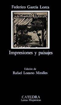Impresiones y paisajes (Letras Hispánicas)