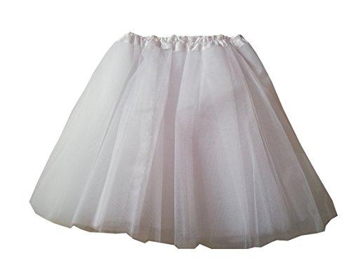 Kostüm Soubrette - Generic TUTU Damen 'Carnival Toys 3329-bianco