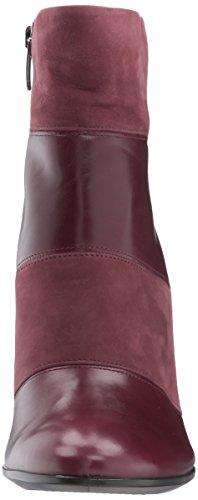 Ecco Damen Shape 75 Stiefel Rot (Bordeaux/Bordeaux)
