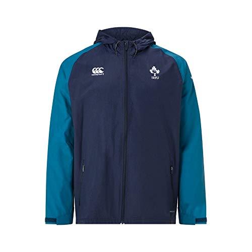 Canterbury Herren Offizielle Irland 18/19vaposhield wasserabweisend Full Zip Rugby Jacke  Preisvergleich