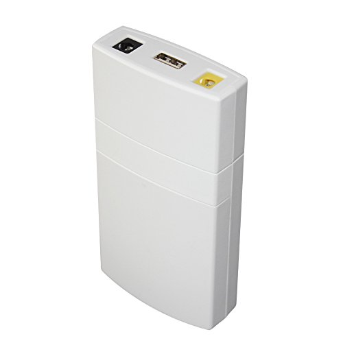 docooler GM322 Mini UPS Caricatore Portatile Power Protection Caricabatterie 7800MAH DC Power...