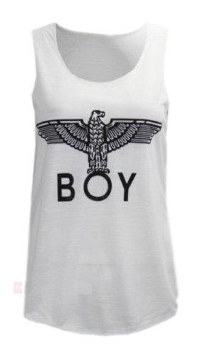 women-ladies-london-boy-eagle-vest-top-thin-material-vest-top-s-m-8-10-white