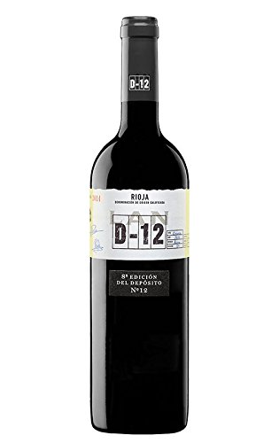 Lan D-12 2015 - 9ª Edición - Vino Tinto - Rioja España