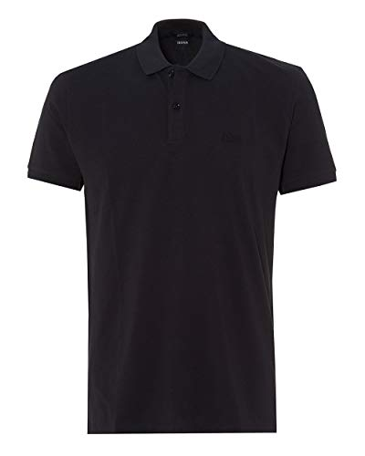 ef91da2ed1 Hugo Boss Black Pallas Short Sleeved Polo NAVY Large