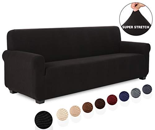 TIANSHU Funda sofá 4 plazas Tejido Jacquard