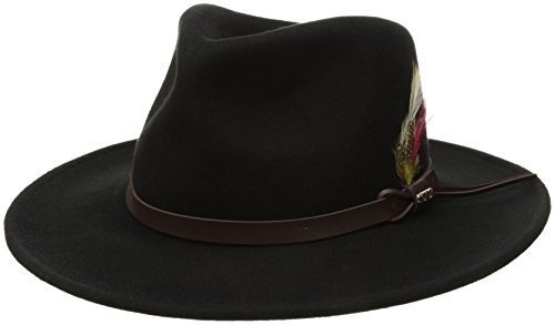 scala-classico-mens-crushable-felt-outback-hat-black-small