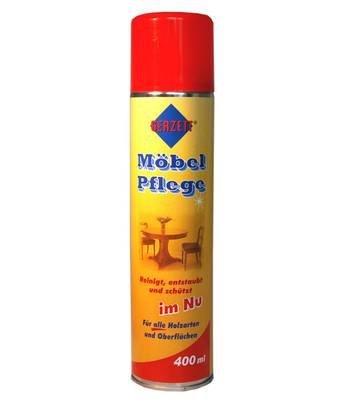 Gerzett Möbelspray 400 ml - Im Set mit 12 Stück