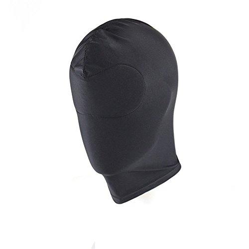 Cosplay Maske CS Spielzeug für Paare Halloween Masquerade Masken Kostüme Spandex Schwarz