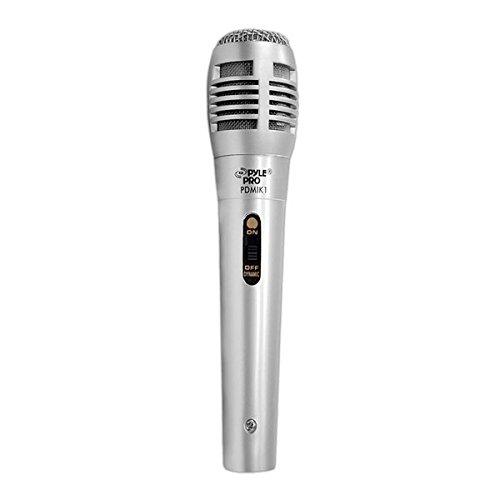 Microphone dynamique Pyle à bobine mobile