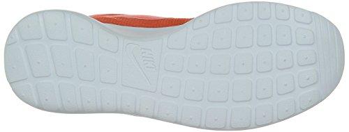 Nike Rosherun, Baskets Basses Homme Bright Crimson / Bright Crimson / Tm Orange