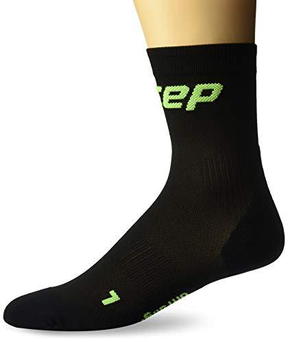 CEP Herren Low Cut Men Socken, schwarz, Gr. 39-43 (Herstellergröße:III)