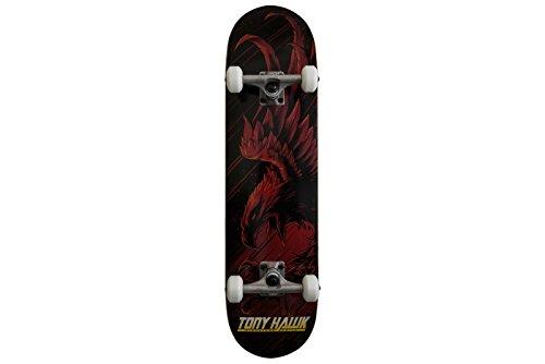 Tony Hawk 360 Series Complete Skateboard - Swoop Red